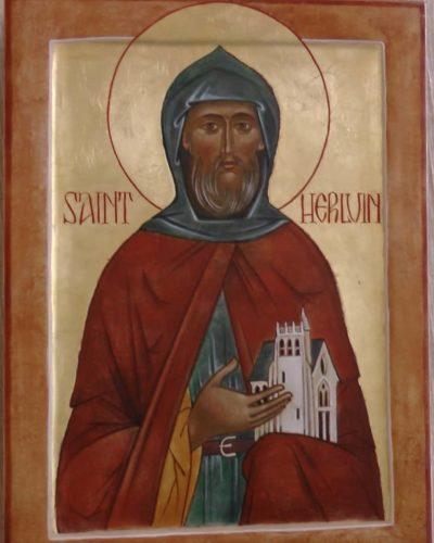 Saint Herluin (Copier)